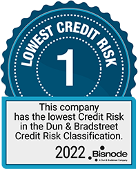 Dun & Bradstreet Lowest Credit Risk Rating